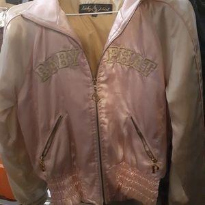 Pink baby phat coat